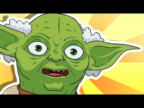 YO MAMA SO STUPID! Star Wars Battle Front 2