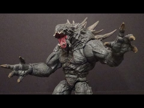 Goliath Evolve Legacy Action Figure Review