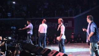 Westlife Live in Manila - Seasons In The Sun