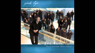 Joe Pace & The Colorado Mass Choir - Sing Unto the Lord Medley