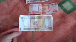Cuba Money, currency and pesos