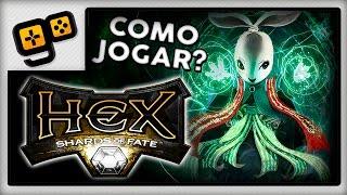HEX: Shards of Fate - TCG Grátis - Como Jogar?