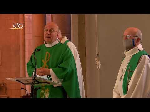 Après l'incendie de leur cathédrale, les prières des fidèles catholiques nantais