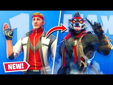 Unlocking Max Tier Werewolf Dire Skin In Fortnite
