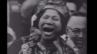 """How I Got Over"" by Mahalia Jackson (with Lyrics)"