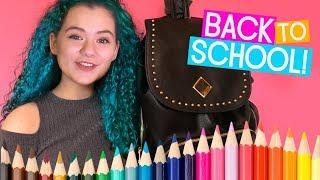 Back To School Shopping! School Supplies Haul!