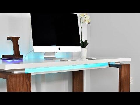 How To Make A Modern Desk