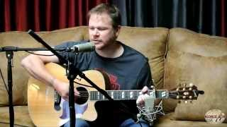 """Video thumbnail of """"Jason Eady sings """"Genie in a Bottle"""" for the first time live on KOKEFM"""""""