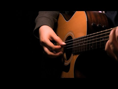 Disney's Aladdin - A Whole New World - Fingerstyle Acoustic Guitar