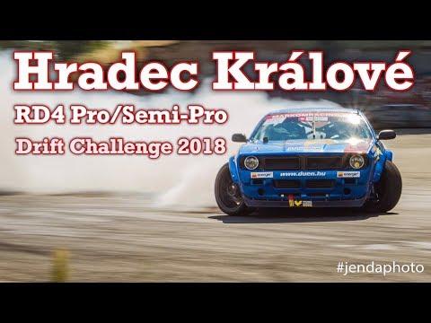 RD4 Transport Projekt Drift Challenge - Hradec Králové