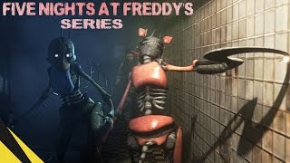 [SFM] Five Nights at Freddy's Series (Trailer) | FNAF Animation