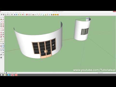 Como usar PLUGIN Copy Along Curve en Sketchup DESCARGA