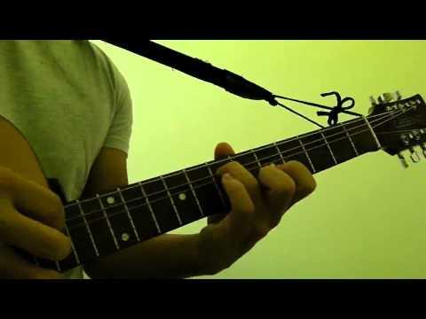 How to Play  Am7 Guitar Bar Chord