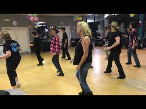 Knockin' Boots Line Dance