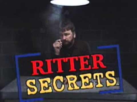 Conan O'Brien John Ritter Secrets (видео)