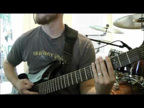Acres Of Ashes - Guitar Play-Through 4-16-2012