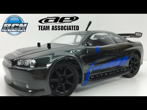 Team Associated 1/18 APEX Touring Car RTR - Unboxing