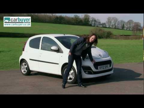 Peugeot 107 hatchback review - CarBuyer
