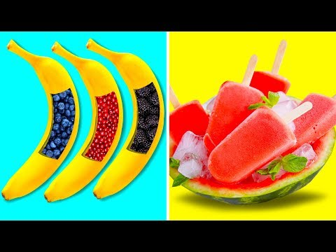 16 COOL FOOD LIFE HACKS YOU HAD NO IDEA ABOUT