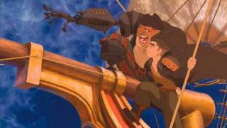 12 Years Later Treasure Planet (with more of the electric guitars!)