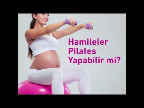 Hamileler pilates yapabilir mi?
