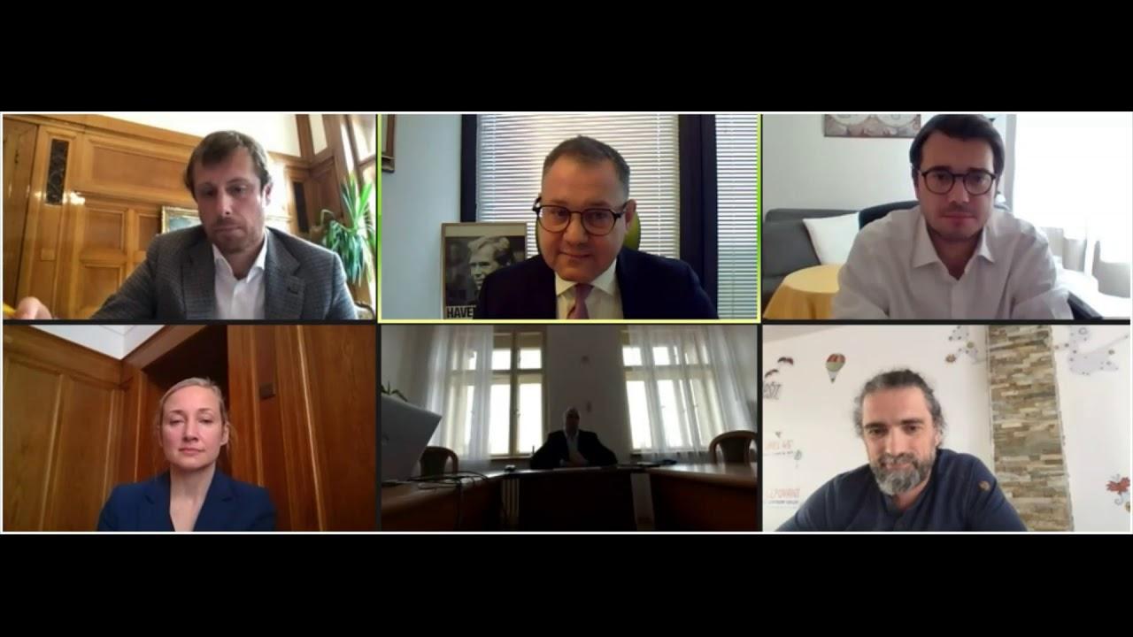 Ekoinovační fórum: inovace pro nastartování své ekonomiky / Kamil Čermák, ČEZ ESCO