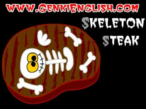 Trick or Treat Monster Halloween Song - GenkiEnglish.com