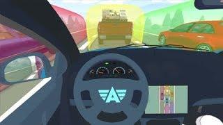 Six Zones Surrounding your Vehicle - Aceable 360
