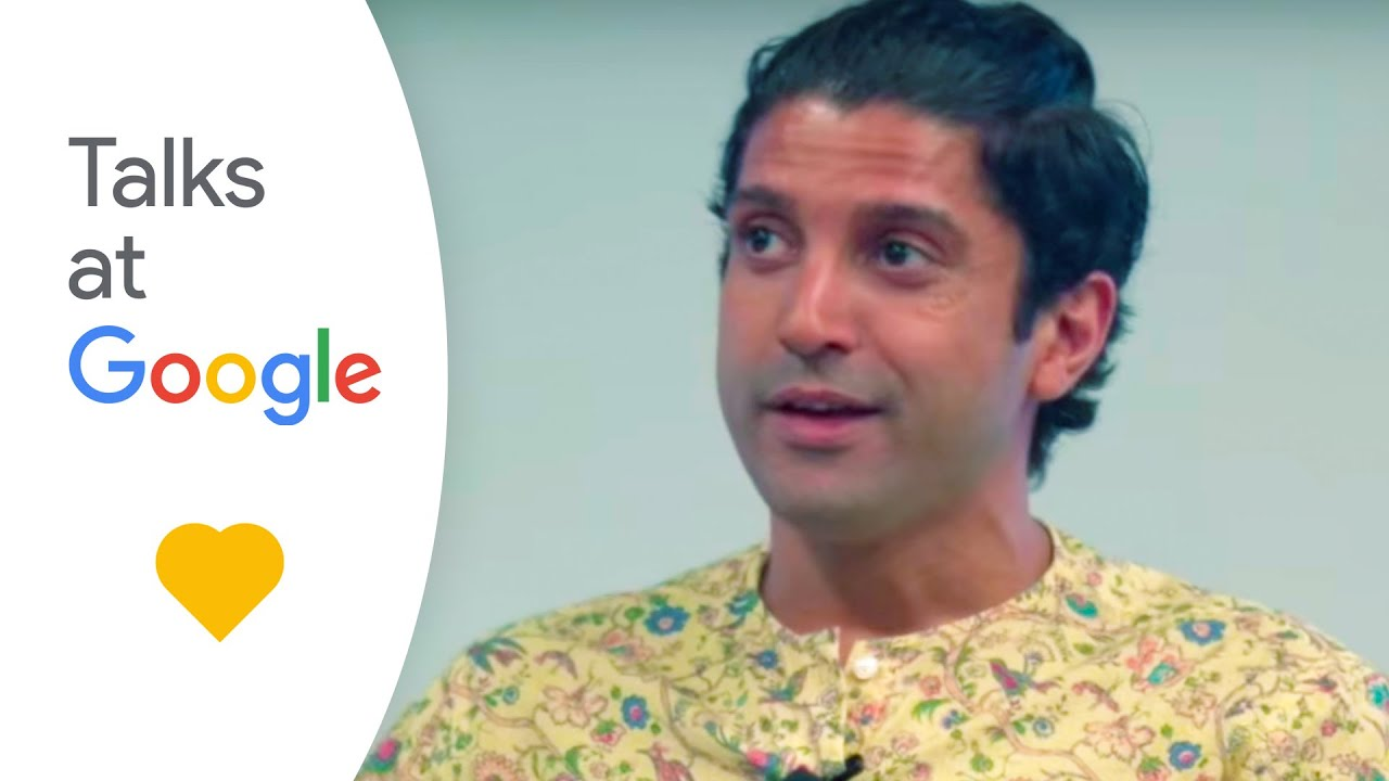 Farhan Akhtar's Talk at Google