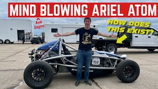 I Bought A Big TURBO Ariel Atom And BLEW IT UP The Same Day