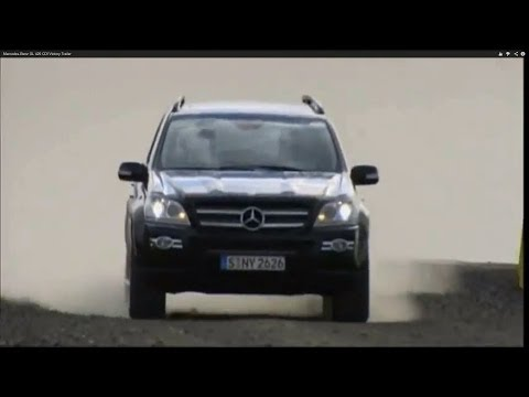 Mercedes-Benz GL Victory Trailer