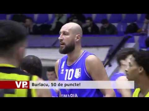 Burlacu, 50 de puncte