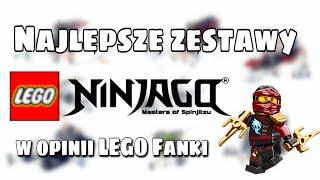 LEGO Ninjago- najlepsze zestawy z 2011-2017 według LEGO Fanki :)