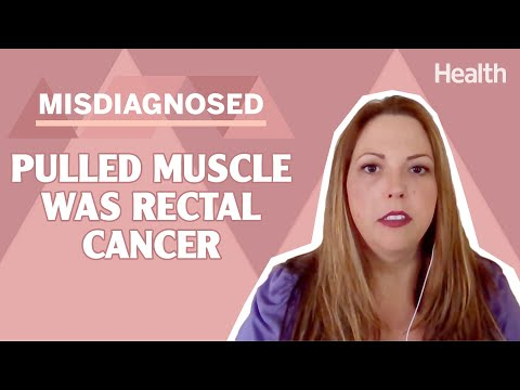 Stage 4 Cancer MISDIAGNOSED as a Pulled Muscle | Misdiagnosed | Health
