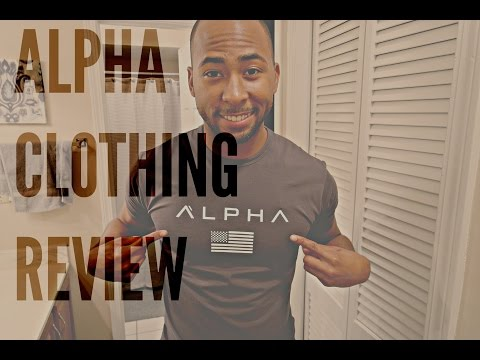 Alpha Clothing  | Gym Wear Review  | NC Fitness
