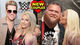 5 New WWE Couples in Real Life 2020 - Alexa Bliss & New Boyfriend, Otis & Mandy Rose