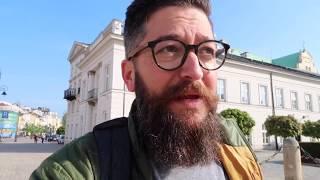 Cultural Awareness (Vol. 1) v28   WARSAW, POLAND   a leadership vlog