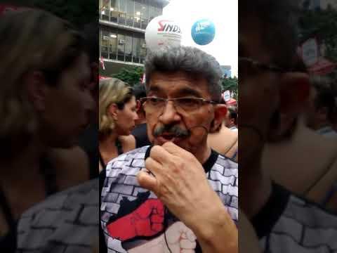 Antônio Carlos Lima, antes da vitórias dos servidores, deu seu recado