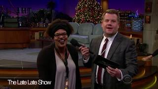 Forces News Reporter Makes It Onto James Corden's The Late Late Show | Forces TV