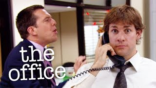 Rockin' Robin Prank  - The Office US