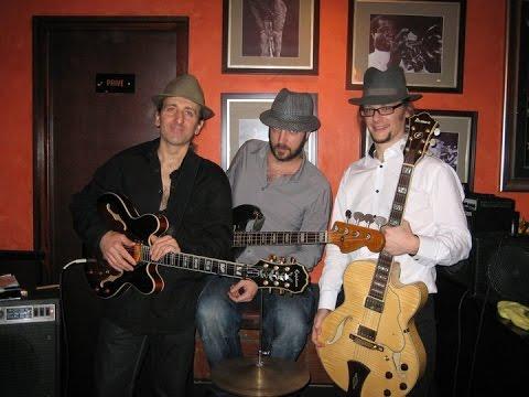 "Expresso Jazz Trio ""Take the A train"" @ El Boubar 21 janvier 2011"