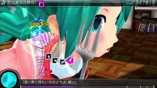 "Project DIVA F 2nd [EDIT PLAY] Op Of ""Haiyore! Nyaruko-san W"" ★9 PERFECT"