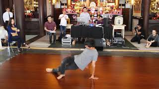 日蓮宗のお経で自己表現踊ってみたdawnie持込曲予選ピックアップムーブOPENYOURMIND2018JAPAN
