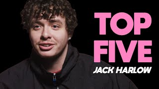 Jack Harlow was the scapegoat for an American Vandal level prank in Top Five