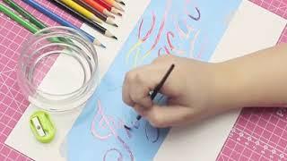 Lápis Aquarelável