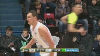 Эффектные проходы Зотова и Крутоуса – в видеообзоре матча «Николаев» – «Будивельник»