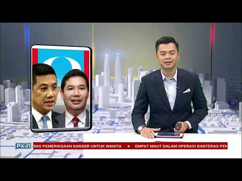 Rafizi Kalahkan Azmin Di Terengganu