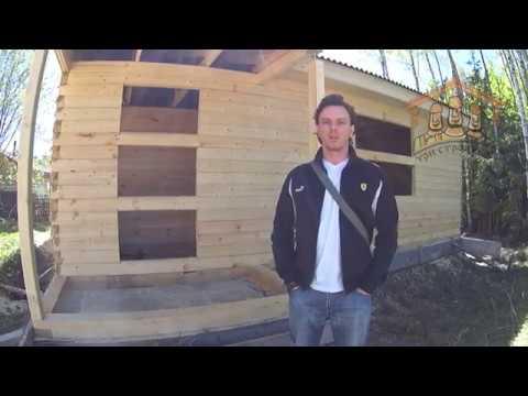Волнухин Д.С. - видеоотзыв о строительстве