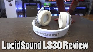 LucidSound LS30: Best Sub $150 Wireless Gaming Headset!!!