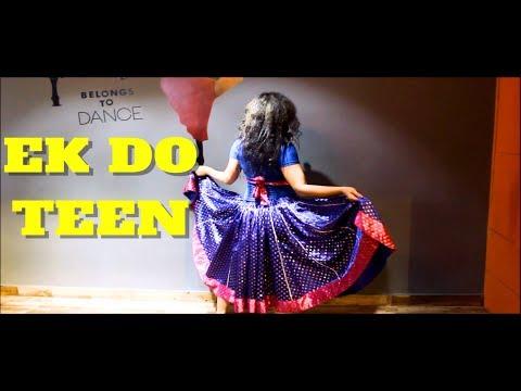Ek Do Teen | Baaghi 2 | Jacqueline Fernandaz| Bollywood dance | choreography | THE DANCE MAFIA